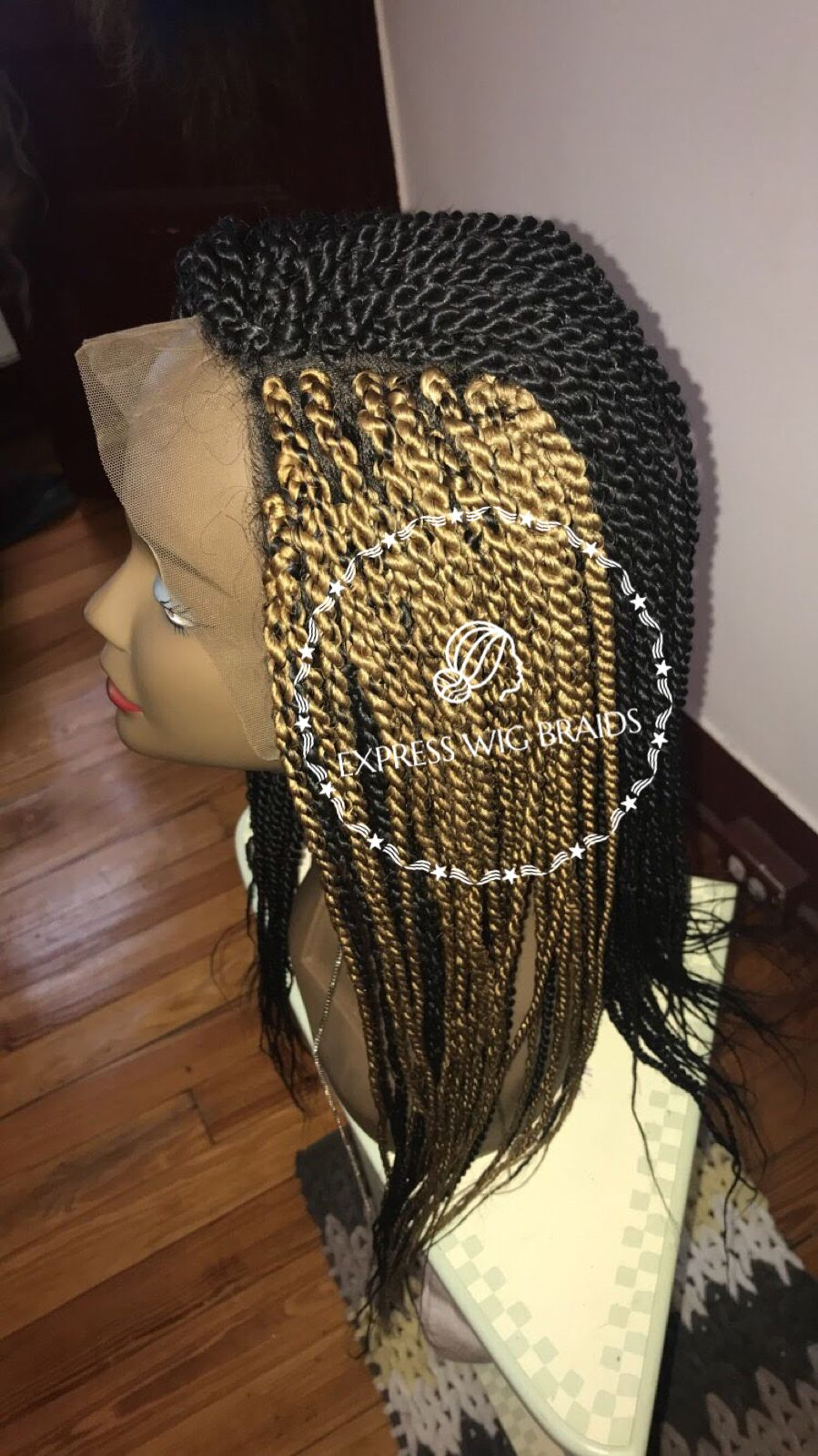 Shop Handmade Braided Wigs Made With 100 Virgin Lace