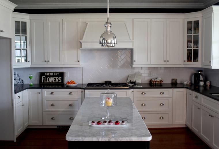 Tips The Pros Cons And Costs Of Countertop Materials Marble Countertops Cost Kitchen Prices White Kitchen Tiles