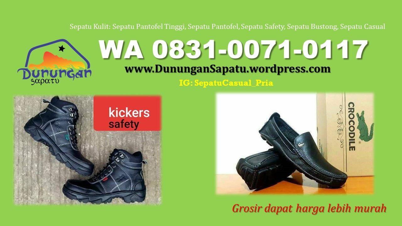 Grosir Sepatu Formal Kulit Jual Sepatu Santai Kulit Harga Sepatu