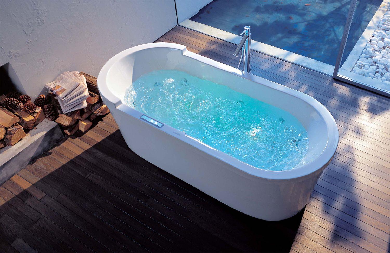 HansgroheUSA #BathroomDreams.   Duravit   Pinterest   Duravit, Tubs ...