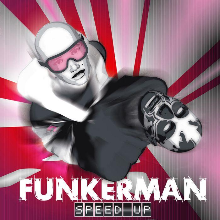 Funkerman – Speed Up (single cover art)