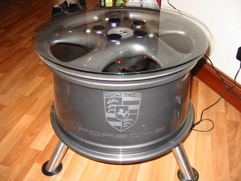 Lovely Newbie Hobbies /alloy Wheel Coffee Tables   Mercedes Benz Ownersu0027 Forums