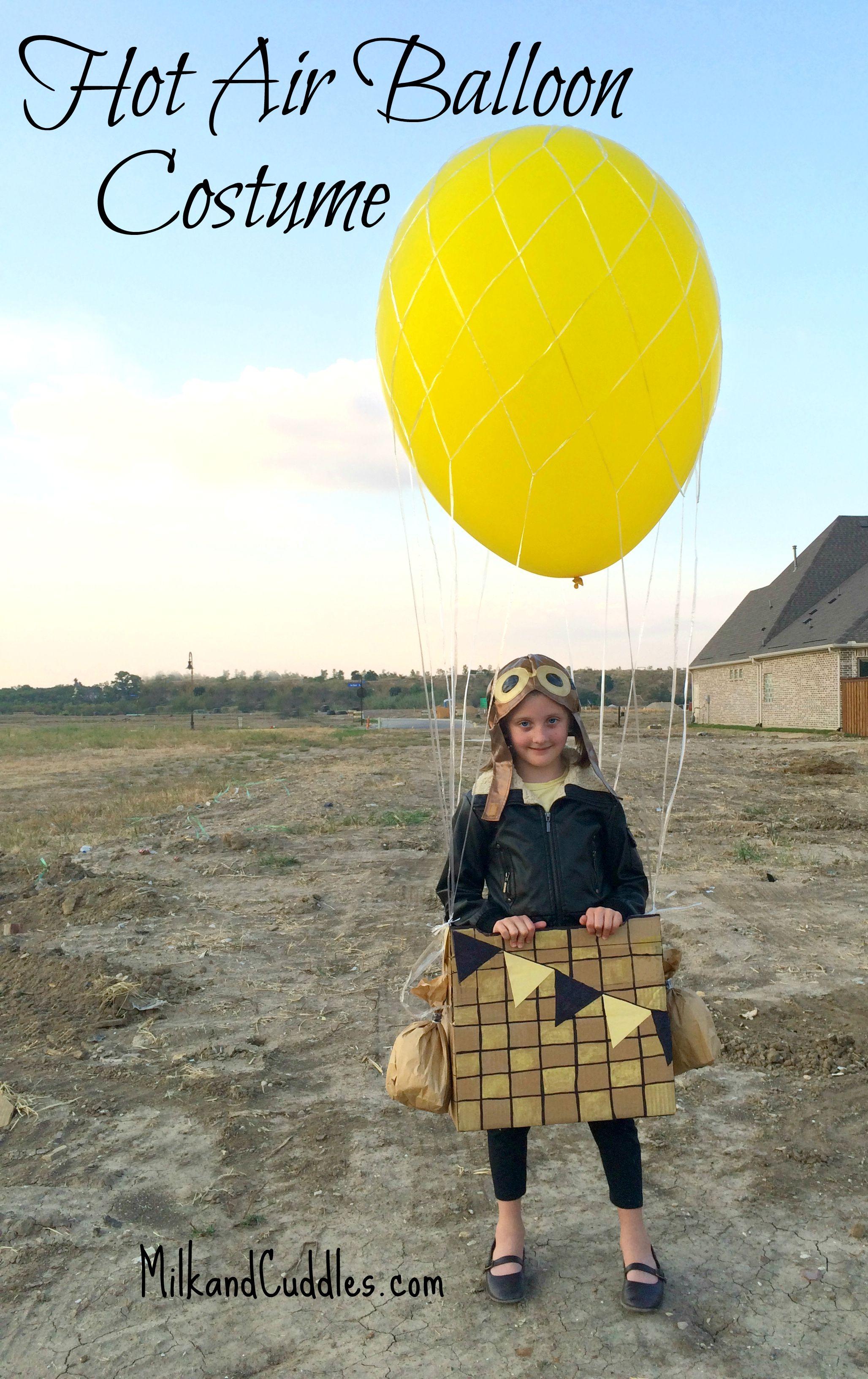 DIY hot air balloon Costume  sc 1 st  Pinterest & DIY hot air balloon Costume | Party Ideas | Pinterest | Hot air ...