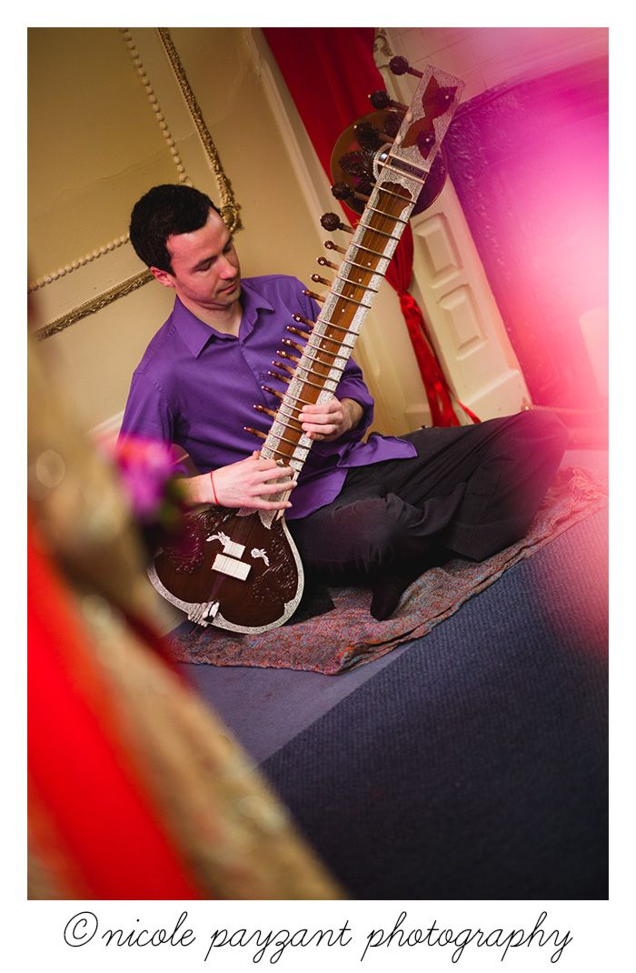 Bespoke The Wedding Event Indian Music Ceremony Sitar