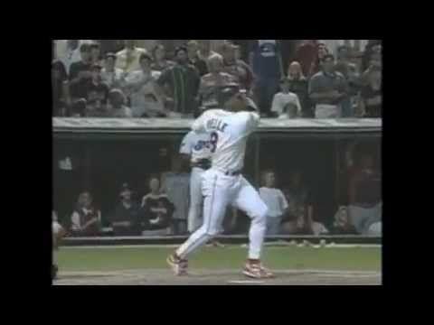 Albert Belle Vs Lee Smith Herb Score Tom Hamilton Will Smith Hamilton Baseball Cards