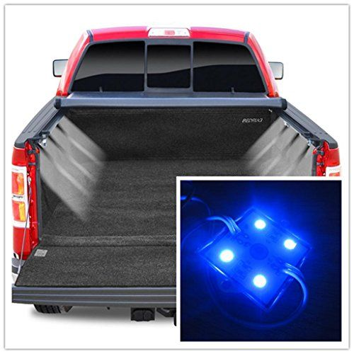 8pc Pick-Up Truck Bed / Rear Work Box