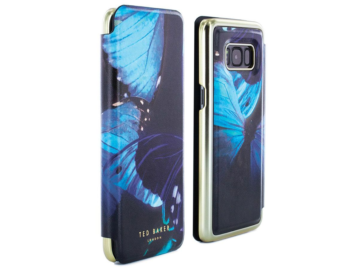 new product ab949 3a2b2 Ted Baker Cendra Folio - Samsung Galaxy S8 hoesje | Ted Baker Cases ...