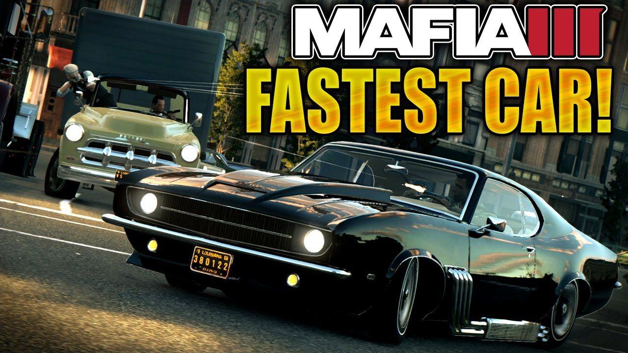 Hidden Mafia Cars MAFIA NEW Fastest Car DeLeo Capulet Is - Fastest sports car