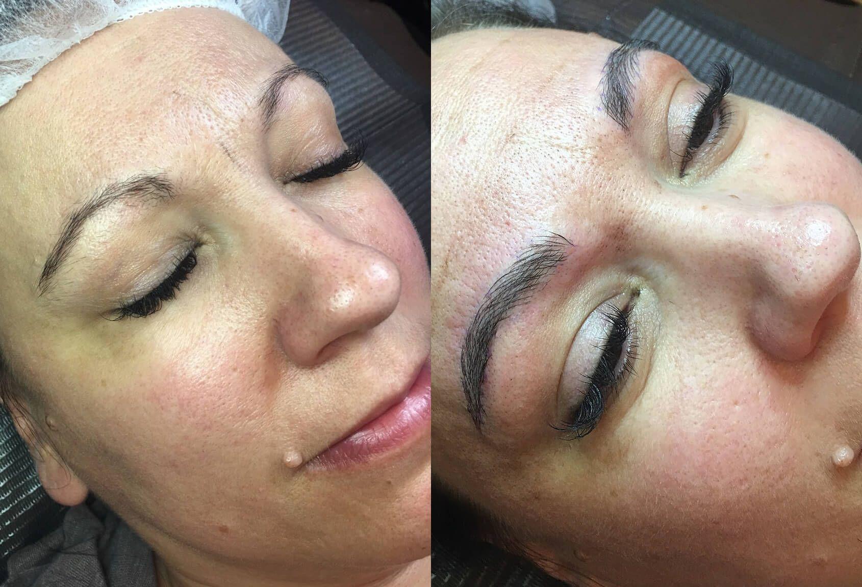 Kansas City Microblading Eyebrows Permanent Makeup