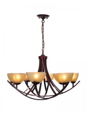 Bright Up And Also Grace Your Living Space By Hanging This 8 Light Chandelier In Your Interior Areas Chandelier For Sale Vintage Industrial Lighting Chandelier Fan
