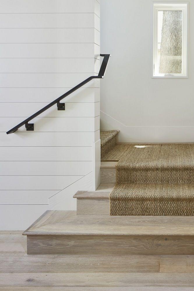 Modern Farmhouse Farmhouse Stairs House Stairs
