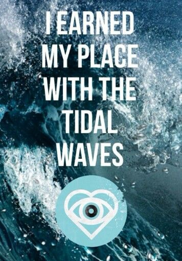 Tidal Waves All Time Low This, other than Missing you, is my