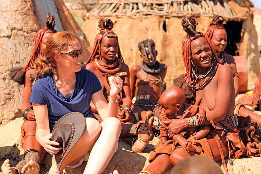Where To Find And Visit The Himba Damara San Or Herero