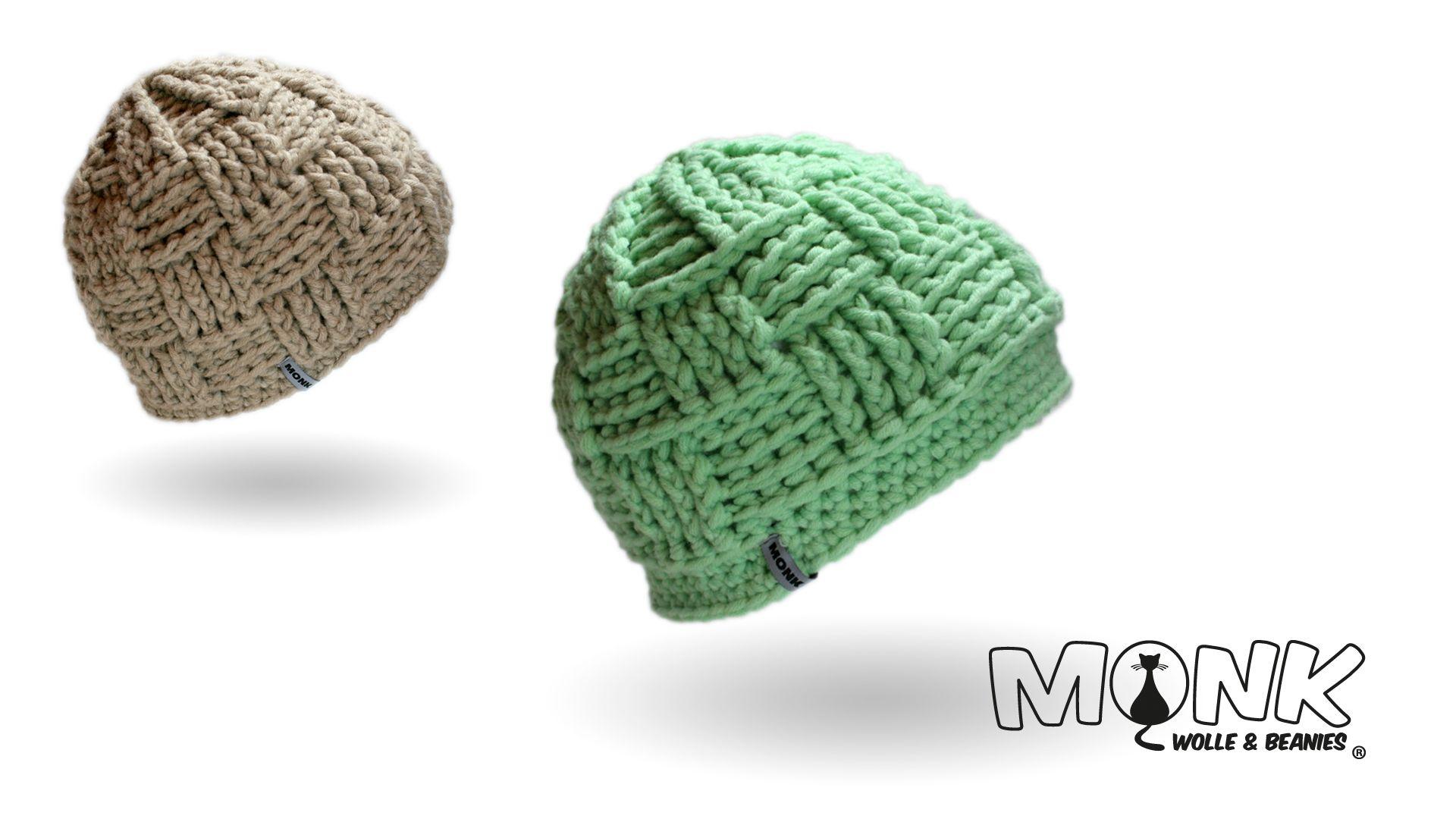 Mützen Beanies Häkeln Monk Wolle Beanies Mütze Häkeln