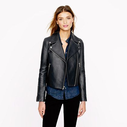 1000  images about Leather jacket on Pinterest | Poppies Leather