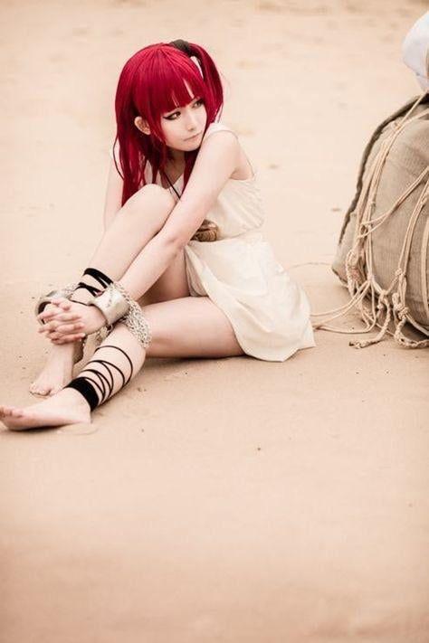 Photo of Morgiana by Asako