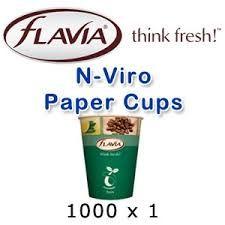 Flavia paper cups