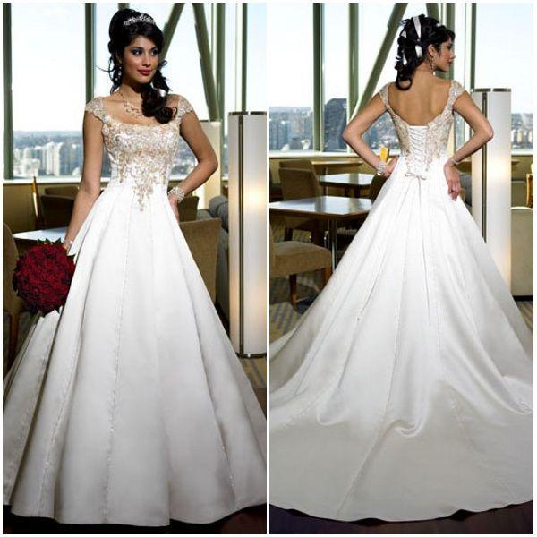 unique wedding dresses   Exotic Beautiful Unique Design Wedding ...