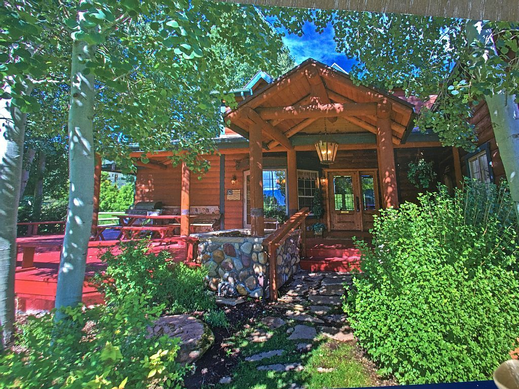 Cabin vacation rental in midway ut usa from
