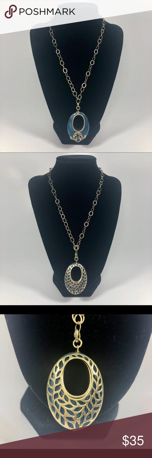 Photo of Zwei Seiten / umschaltbare goldene Halskette Sehr clevere goldene Halskette mit zwei …