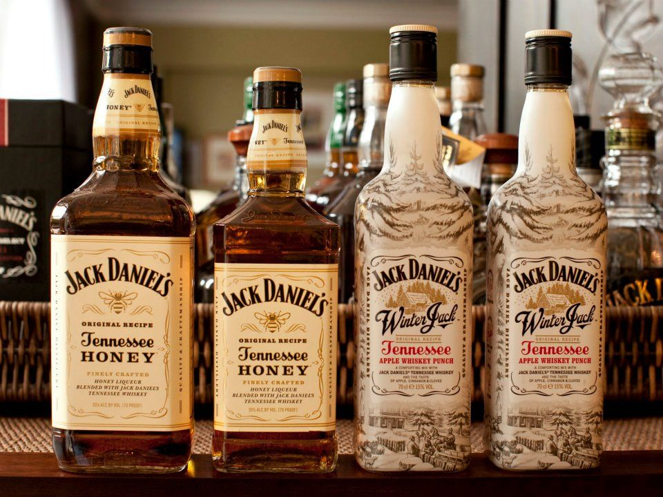 Jack Daniels New Products Apple whiskey, Whiskey punch