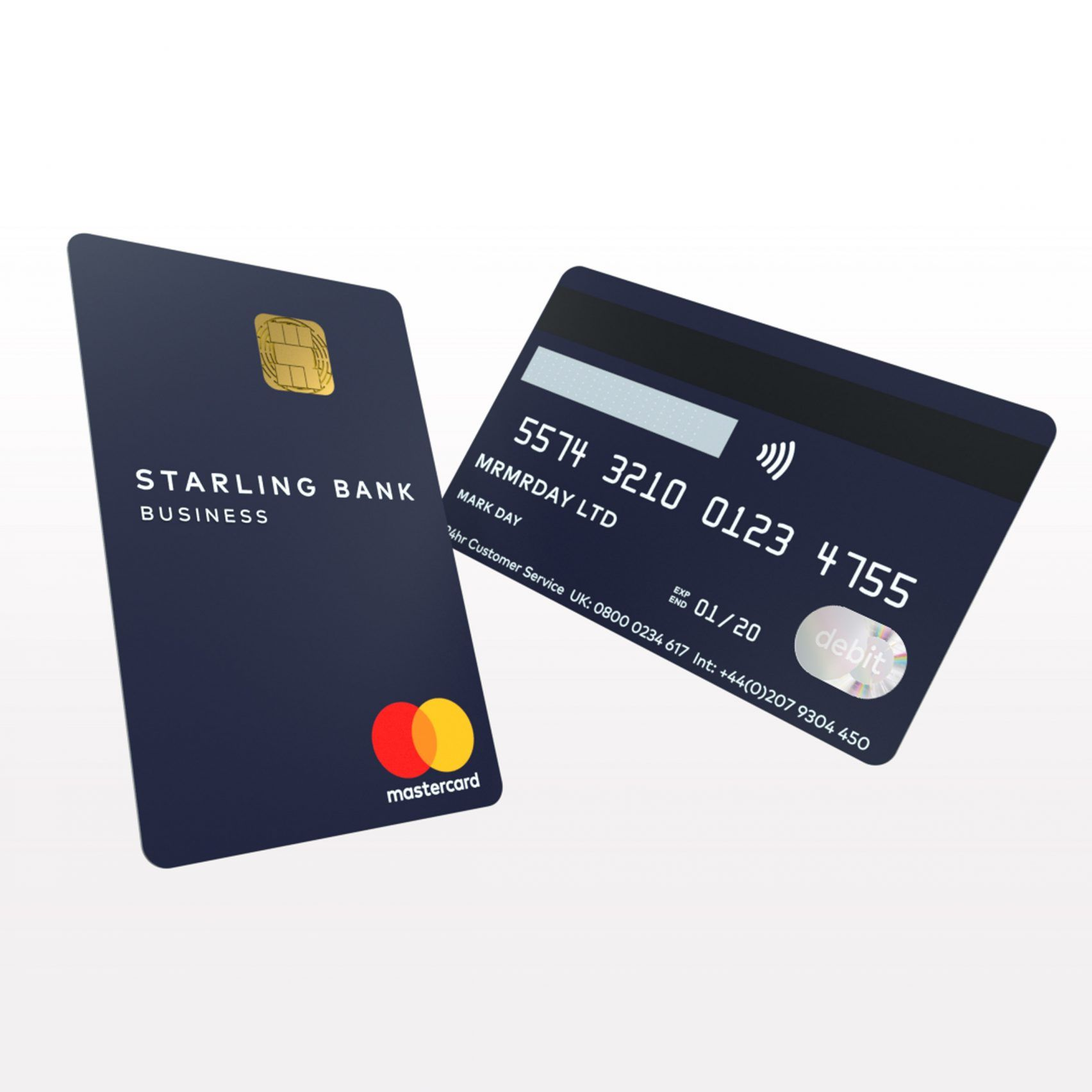Starling Bank Launches Vertical Debit Card Debit Card Design Credit Card Design Card Design