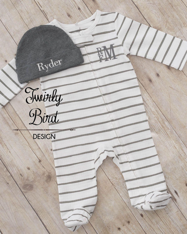 2368338b472a Newborn Boy Outfit - Newborn Baby Boy - Coming Home Outfit Boy- Take Home  Outfit Newborn Boy- Baby Shower Gift - Newborn Boy- Baby Boy by  TwirlyBirdDesign ...