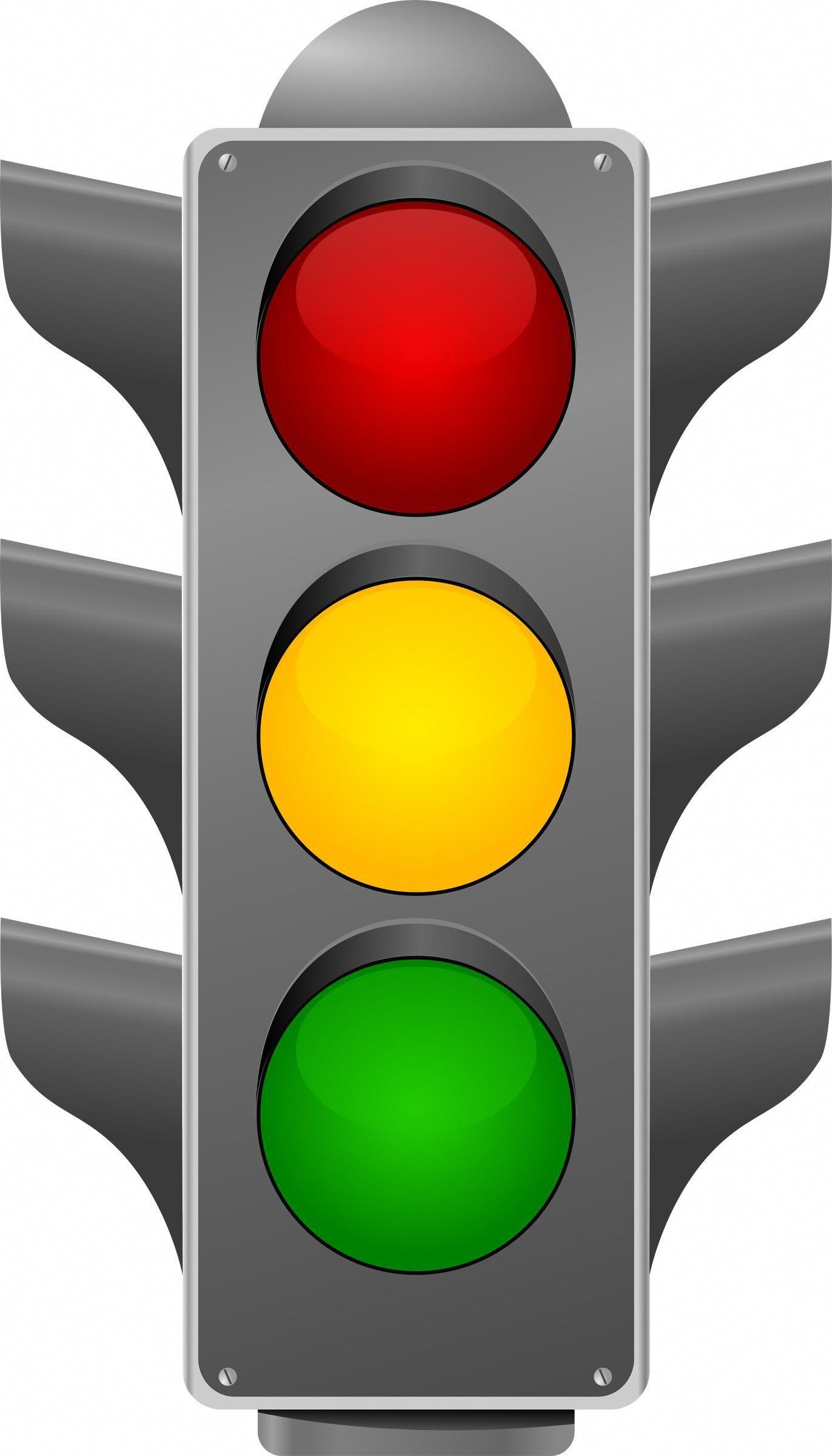 Printable Traffic Light