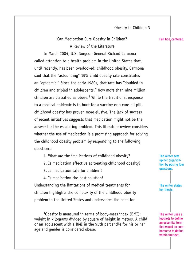 Essay With Apa Format Sample Academic Topics Style Narrative