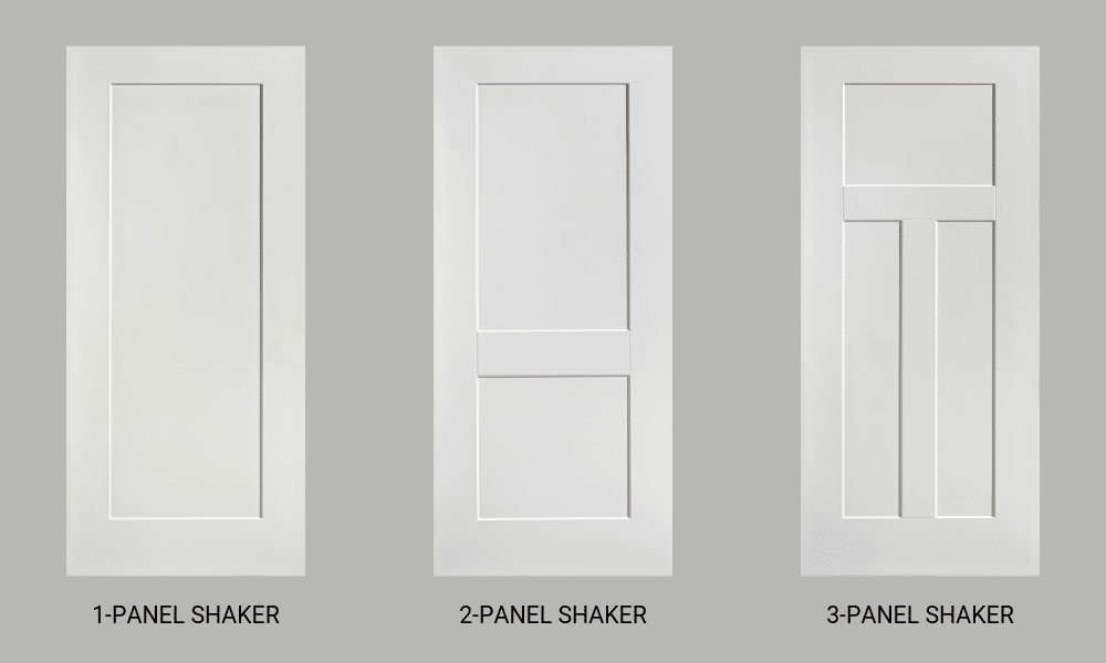 Shaker Style Smooth Steel Exterior Doors Waudena Millwork Shaker Style Interior Doors Interior Door Styles Steel Doors Exterior