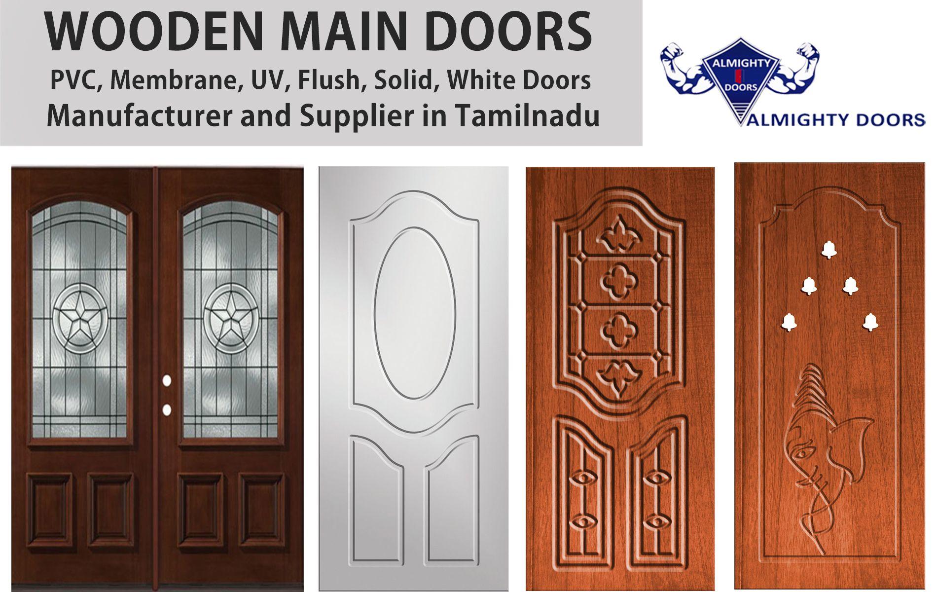 Decorative Wooden Doors Pvc Doors Flush Doors Supplier In Tamilnadu Flush Doors Wooden Main Door Door Manufacturer