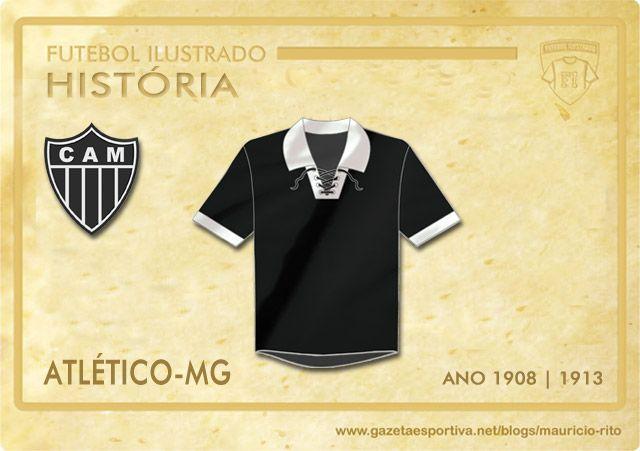 Fundado Em 1908 Com O Nome De Atletico Mineiro Futebol Clube O