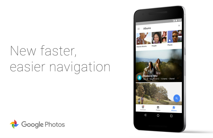 Google Photos Updated To v1.15 With New Bottom Nav Bar And Revamped Albums Section [APK Download]