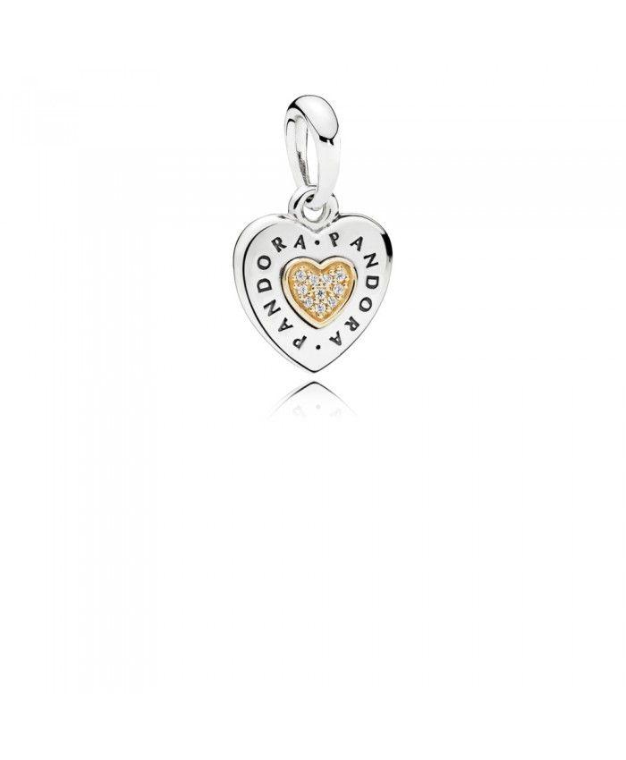Pandora pandora signature heart pendant 796232cz pandora charms pandora pandora signature heart pendant 796232cz aloadofball Image collections