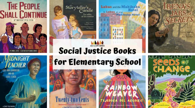 Multicultural Children S Book Publisher Lee Low Books Elementary Schools Social Justice Publishing Childrens Books