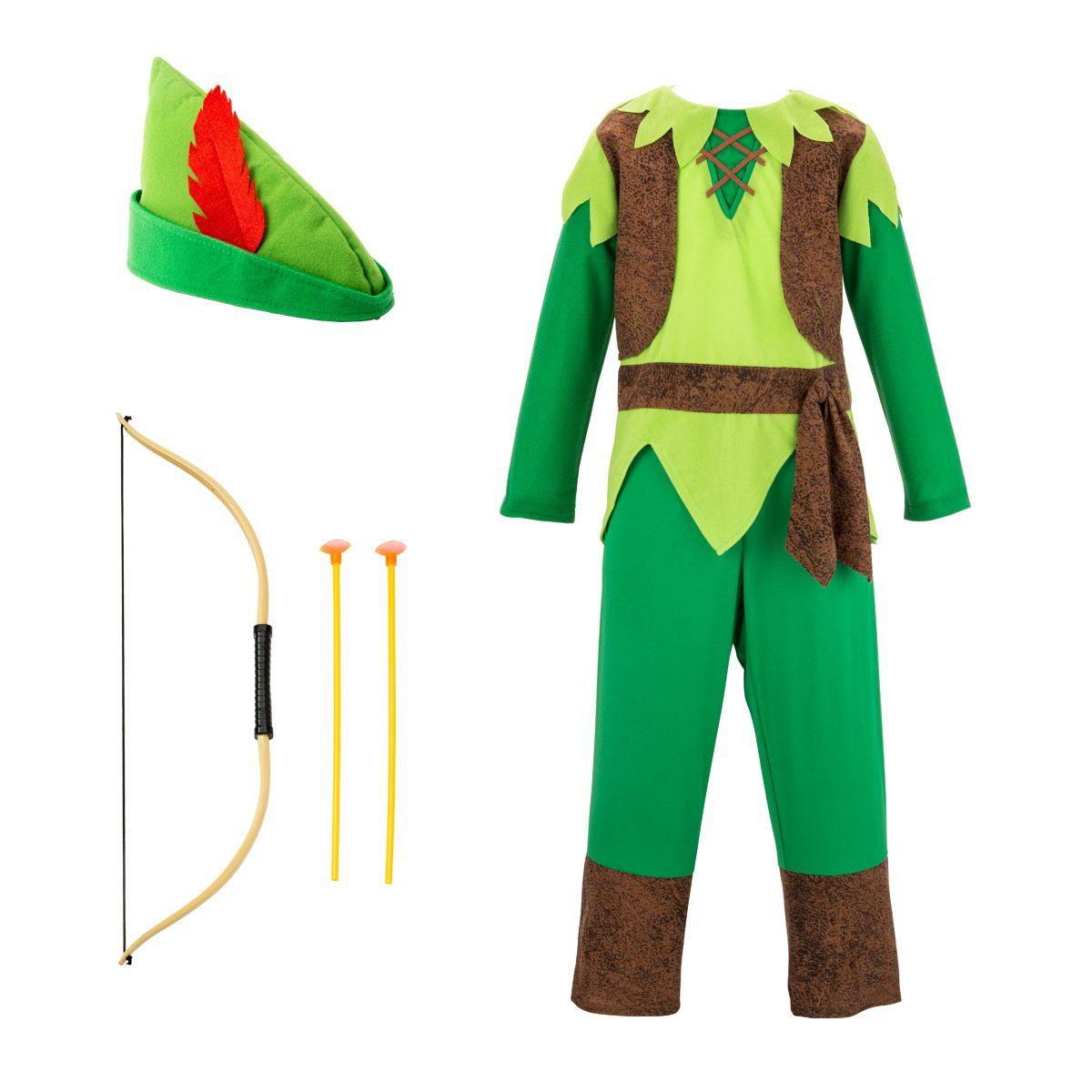 Voici un d guisement de robin des bois pour transformer - Deguisement enfant robin des bois ...