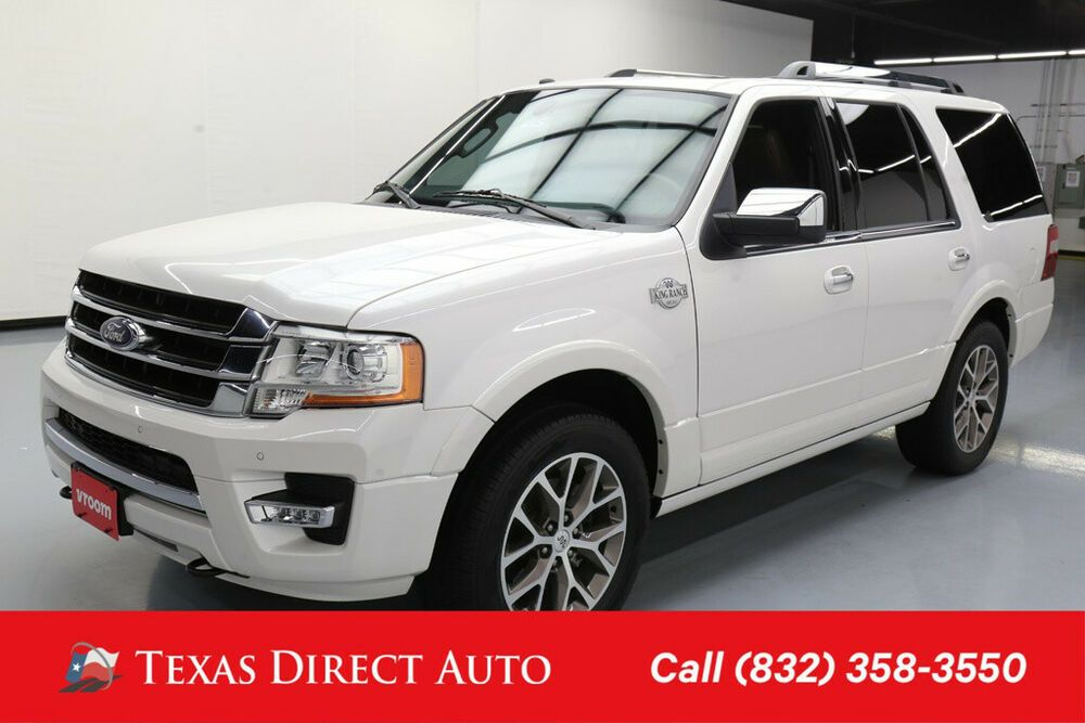 For Sale 2017 Ford Expedition 4x4 King Ranch 4dr Suv Texas Direct