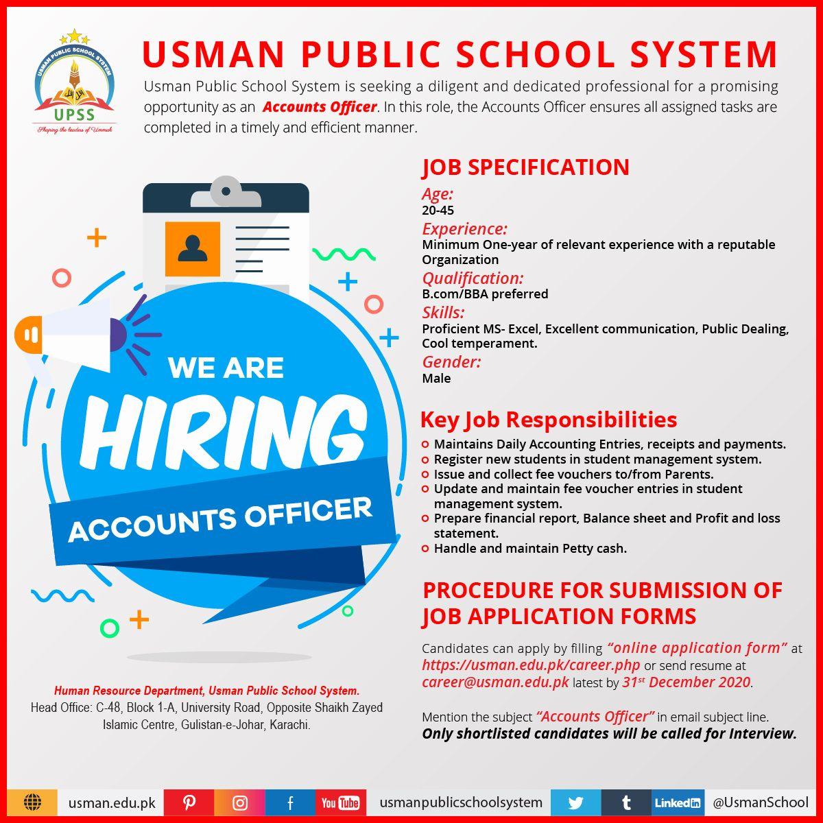 Job Ad Job Ads Hr Jobs School System