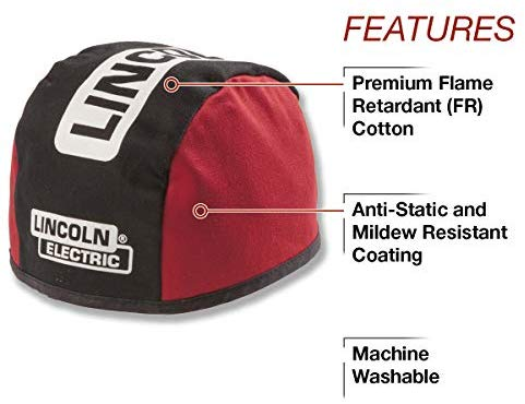 Lincoln Electric K2994 Fr Welding Beanie K2994 All Washable Welding Electricity