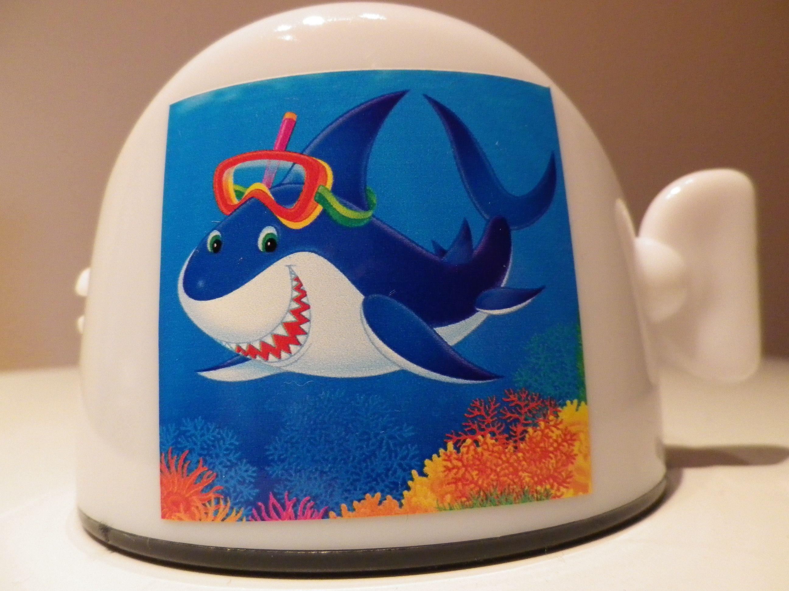 Scuba Shark - an Audubon Institute Aquarium of the Americas design!