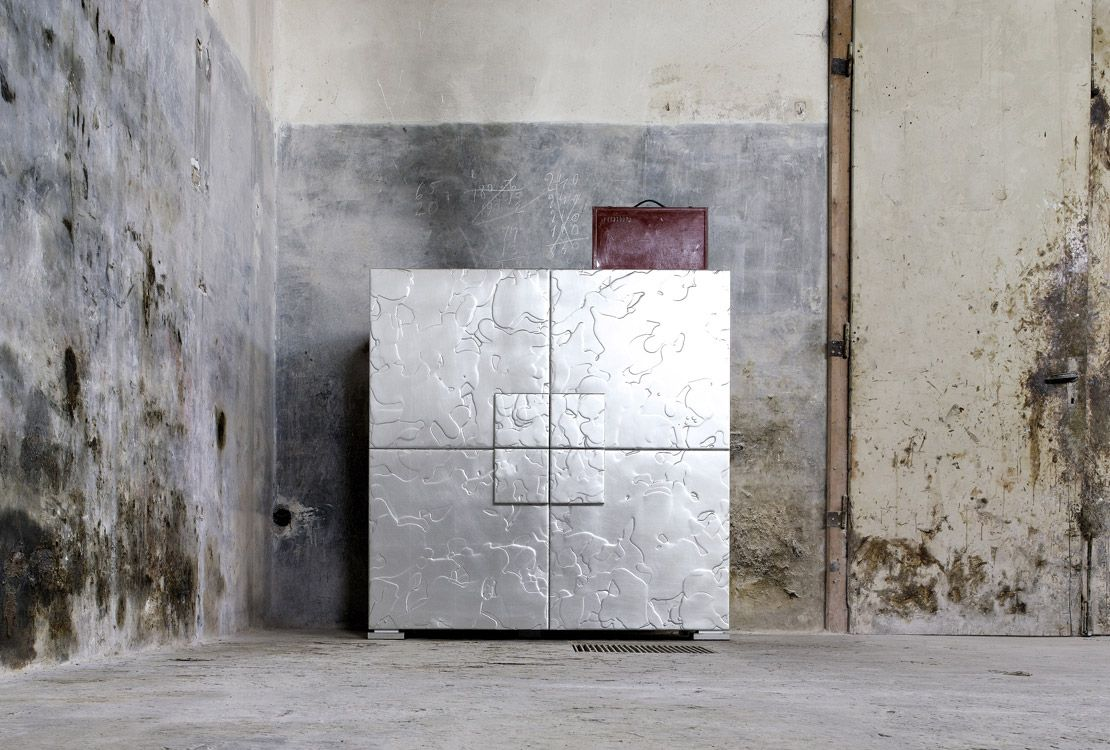 Mobili Argento ~ Centotrentacinque texture glacè foglia argento capodopera