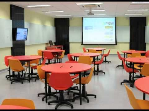 This Video Features An Innovative Classroom Furniture Solution By