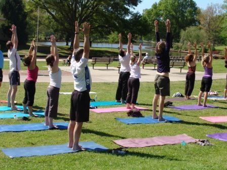Yoga Club Yclub Profile Pinterest