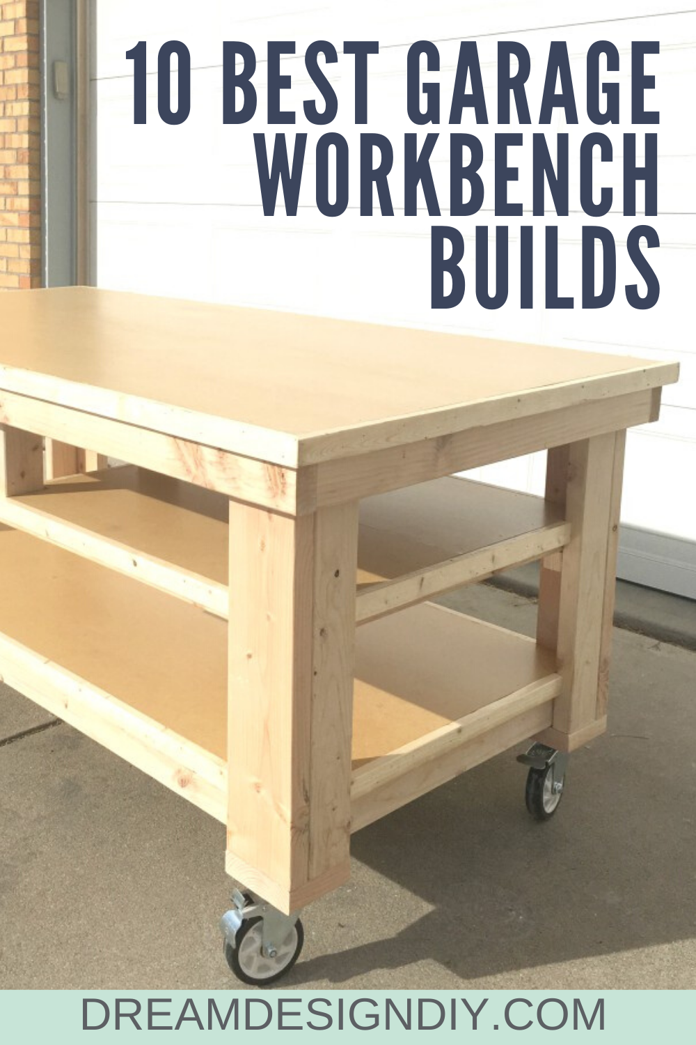 The 10 Best Garage Workbench Builds In 2020 Woodworking Table