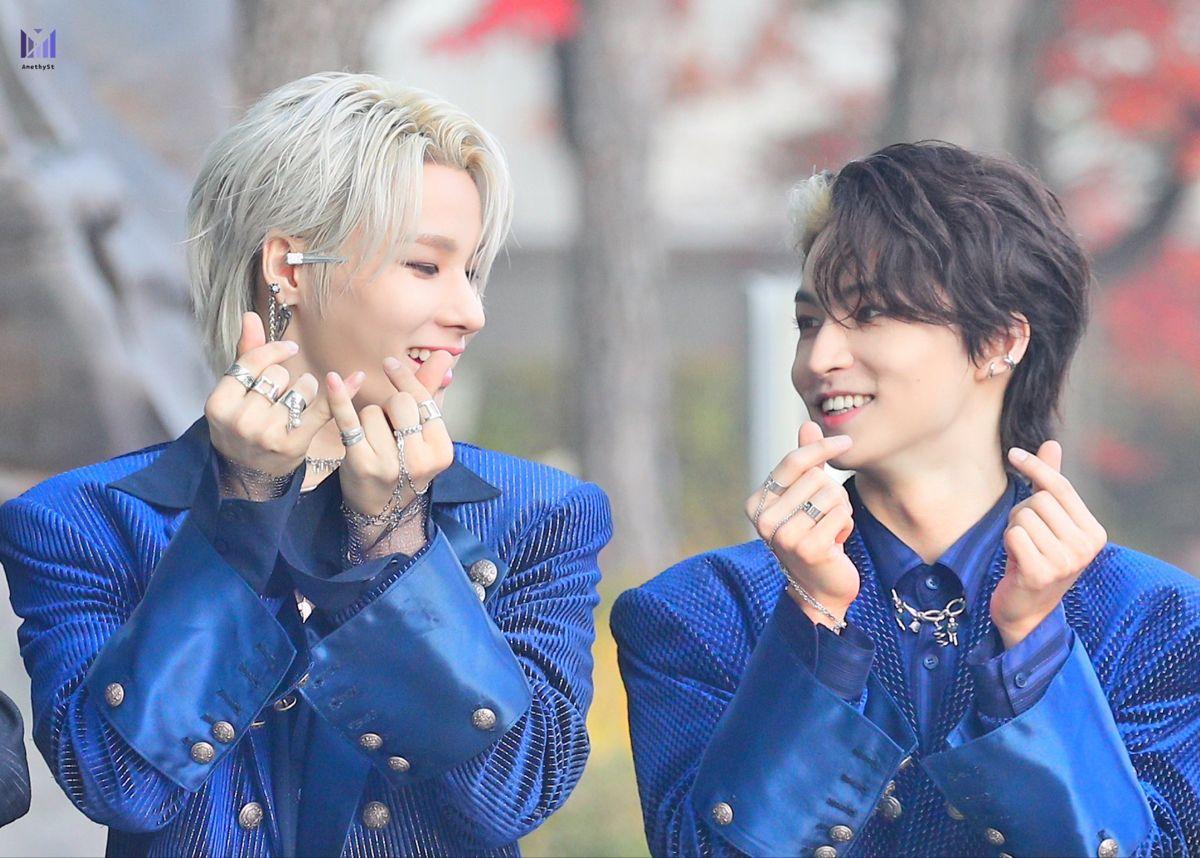 WonHyuk & Romin   Ftm haircut, Korean boys hot, E last