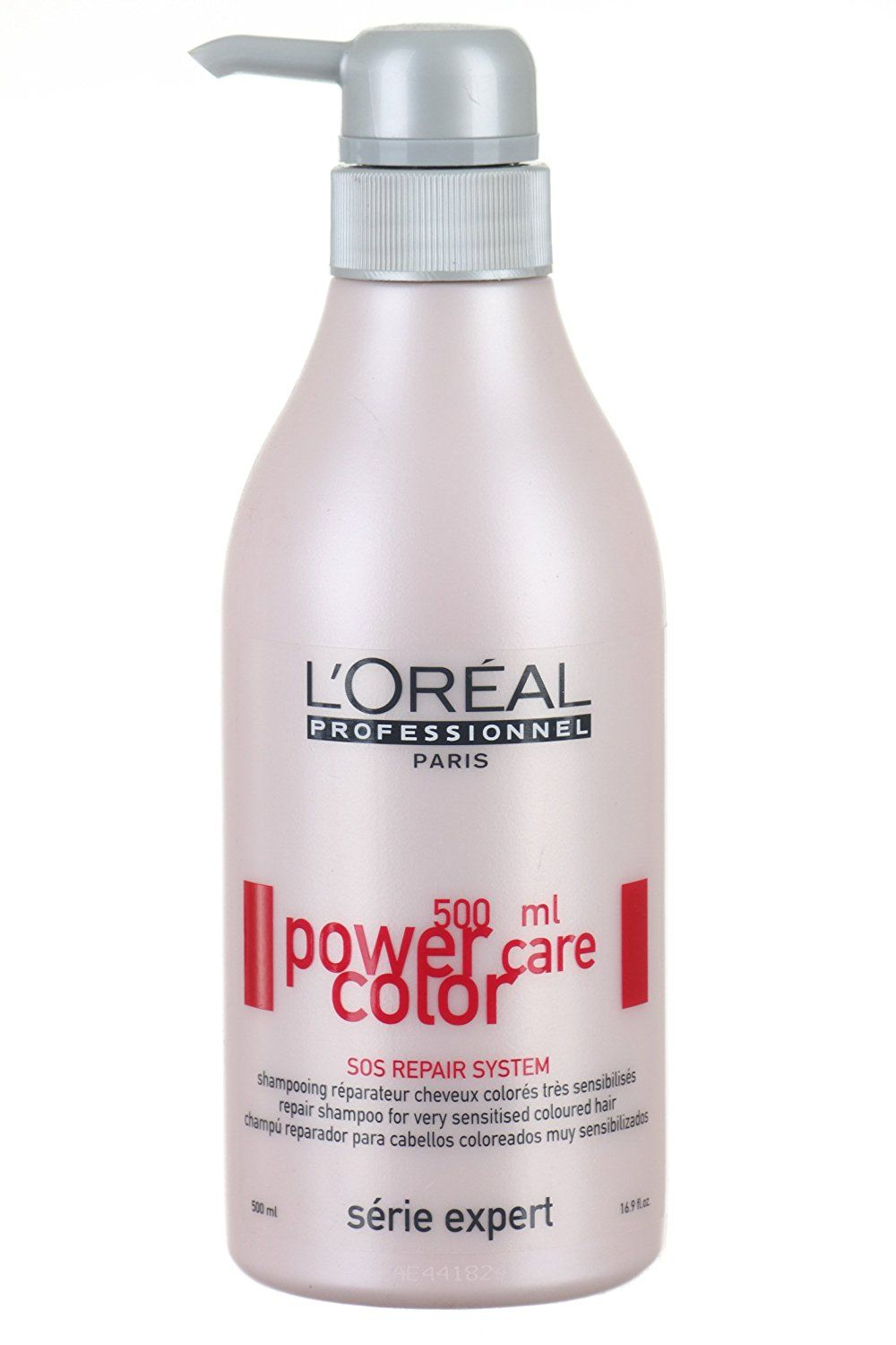 Loreal Serie Expert Power Care Color Shampoo 169 Oz Want
