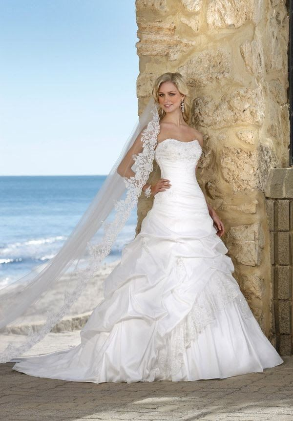 30 Fantastische Brautkleider Ideen | Pinterest ...