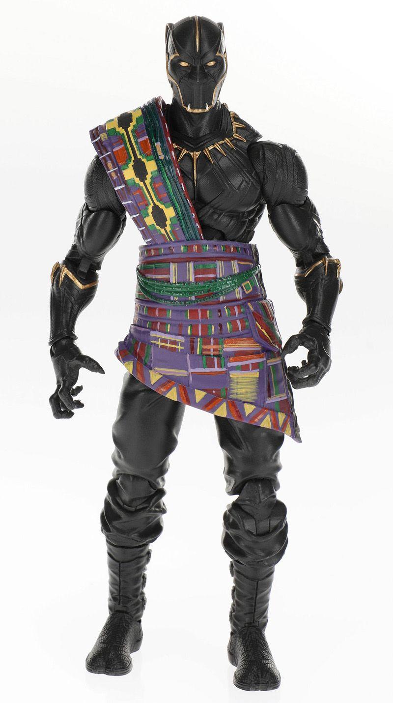"Marvel Legends T/'Chaka M/'Baku 6/"" Figure"