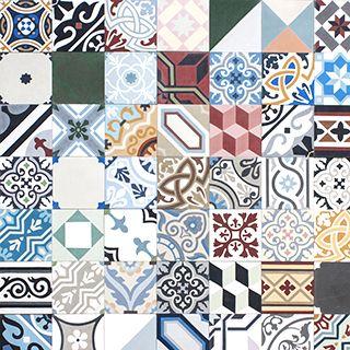 Carreaux De Ciment Stock Boutique Online Mosaic Del Sur Avec