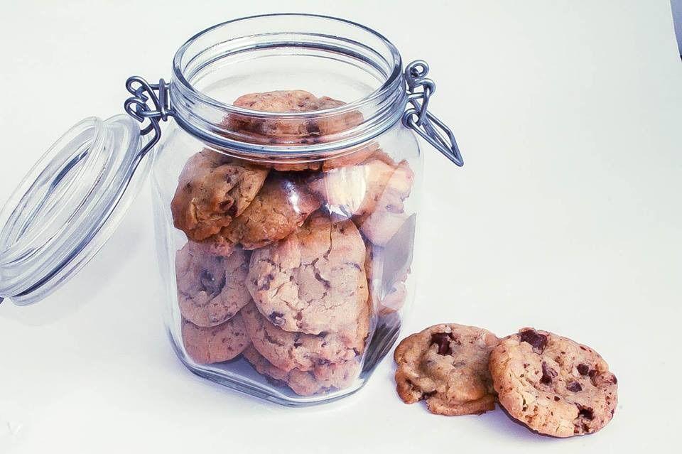 Chocolate chunks cookies